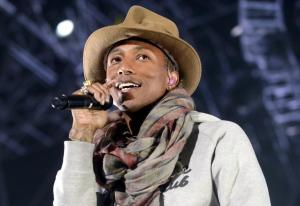 Coachella 14 Pharrell